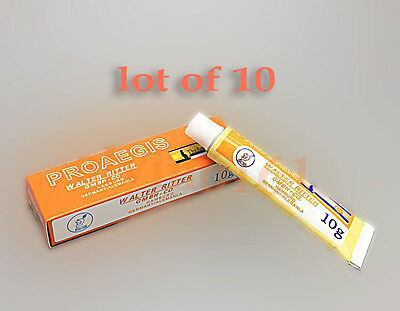 Lot of 10 Proaegis Numbing Cream For Tattoos Anesthetic Cream For Face 10g