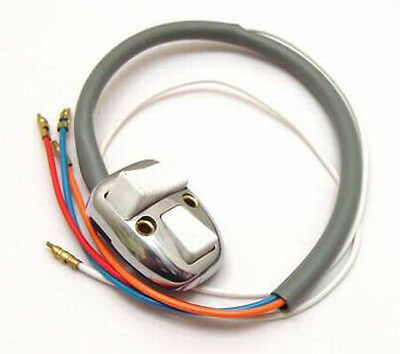 Lambretta SX TV GP Handlebar Light Switch White Buttons GP/SX/TV