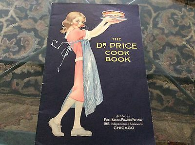 The Dr. Price Cook Book Booklet, 1929