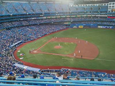 2 tickets Boston Red Sox @ Toronto Blue Jays July 2 Rogers Centre CANADA DAY WKD