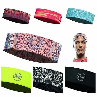 Buff UV Slim Headband Head Band Coolmax Extreme Ergonomic Fit Sportswear Run