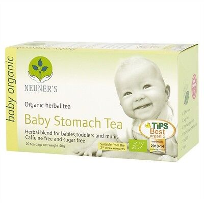 Organic Baby Stomach Ease Tea by Neuners