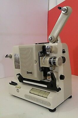1960's Noris TS Automatic Cine Film Projector, VGC for age but untested no lead