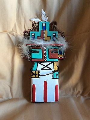 Kachina Doll/Hopi Hemis by Ted Puhuyesva/perfect condition - PRICE REDUCED 🤑!