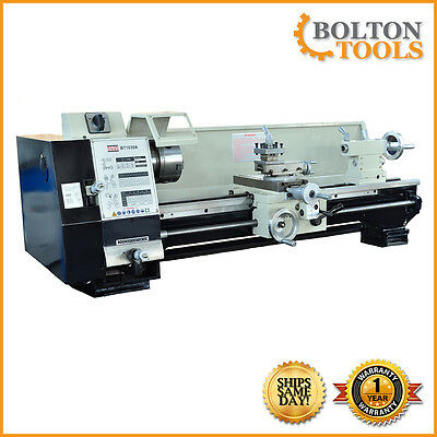 "10"" x 30"" Mini Bench Top Metal Lathe Precision Lathe Machine BT1030A"