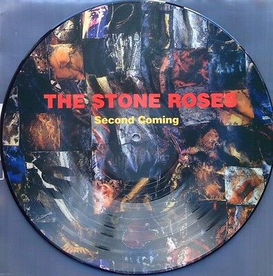 The Stone Roses - Second Coming - Ltd Edition Picture Disc 1994 Vinyl LP - Mint