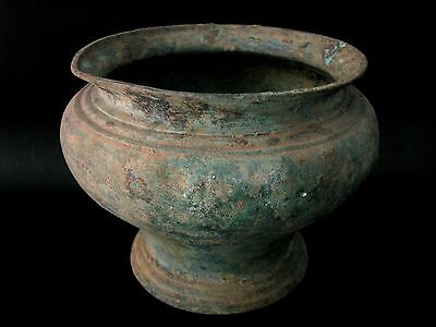Perfect & Most Rare Ancient Bronze Jug Cheap Price Don't Miss!!!*