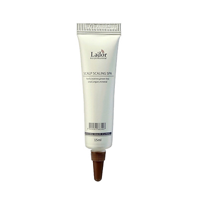 [LADOR] Scalp Scaling Spa Ampoule 15g / Korea Cosmetic