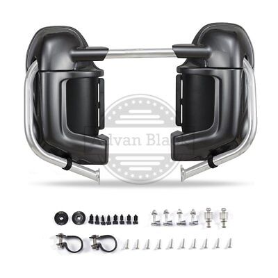 Color Matched Lower Vented Fairings For Harley Street Electra Glide 1983-2017