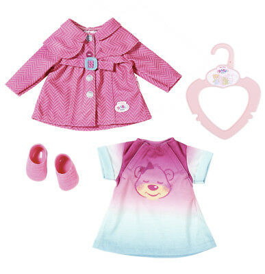 Zapf-Creation 823477 My Little BABY born® Ausgeh Set NEU & OVP