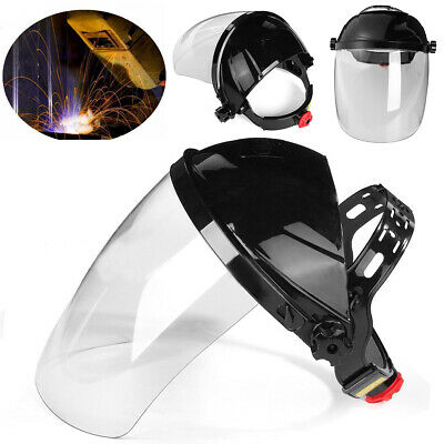 Anti-UV Welding Grinding Helmet Face Eye Protect Shield Solder Mask Anti-shock