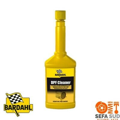 ADDITIVO AUTO BARDAHL DPF CLEANER PER FILTRO PARTICOLATO FAP 250ml 113019