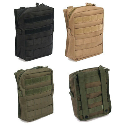 Mil-Tec MOLLE Commanders Utility Pouch for webbing or rucksacks