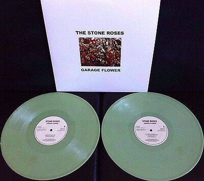 The Stone Roses ‎- Garage Flower - Double Coloured Marble Vinyl LP - New