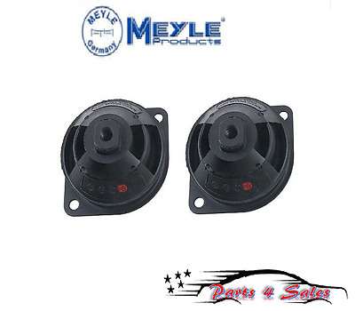For Mercedes W108 W111 Pair Set of 2 Engine Motor Mounts Genuine 180 223 10 12