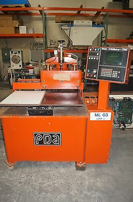 PDA PC/50 Two Spindle CNC Router with CamStar Controller
