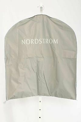 Lot of 2 Nordstrom Nylon Zippered Garment or Suit Bags 469 AC616