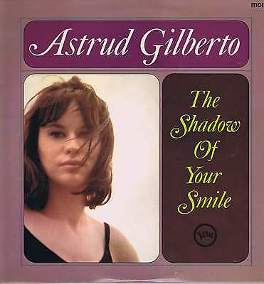 Astrud Gilberto – The Shadow Of Your Smile – Verve VLP 9107 – LP Vinyl Record
