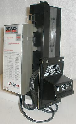 Mag MAG50B Bill validator Set for 2008 $5 Bills Coinco Coin Acceptors, Inc
