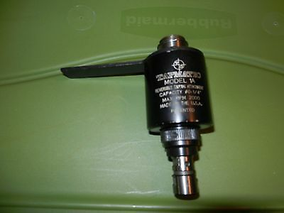 Tapmatic Model 1A Reversable Tapping Head Cap. #0-1/4""