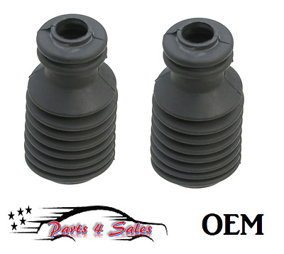 Porsche 928 /'78-/'95 FRONT L and R Steering Rack Boot Set of 2 O.E.M +WARRANTY