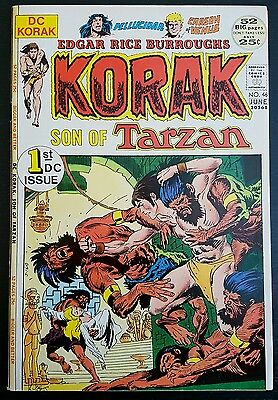 KORAK SON OF TARZAN #46 (1964 D.C.) *1st ISSUE PUBLISHED BY D.C.* VF+/NM-