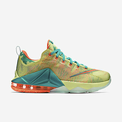 new style 777c1 96d97 Nike LeBron 12 XII Low Lebronold Palmer Size 12. 776652-383 bhm what the