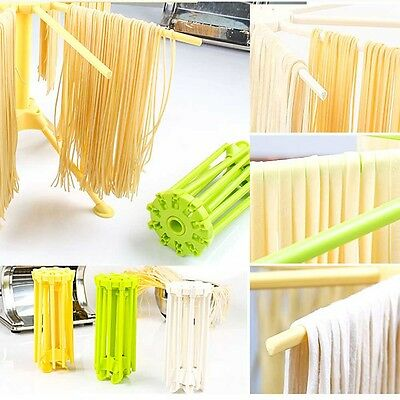Pasta Drying Rack Collapsible Spaghetti Dryer Stand Noodle Drying Holder