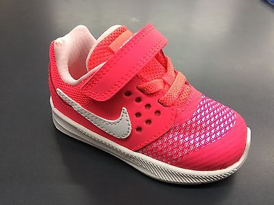 Nike Toddler Girls Downshifter US Sizes Pink/White colour