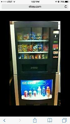 Vending Machine  Office combo deli Soda Snack. Good condition. Ready to make $$$