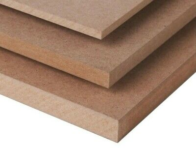 A3 MDF SHEETS BOARDS 420mm x 297mm VARIOUS THICKNESS MEDIUM DENSITY FIBREBOARD