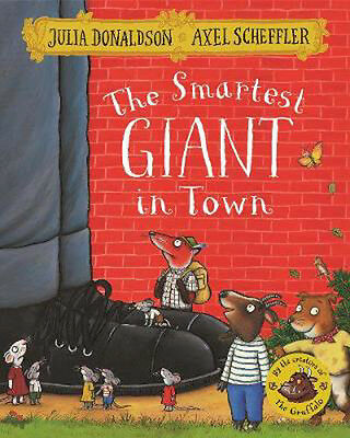 The Smartest Giant in Town | Julia Donaldson