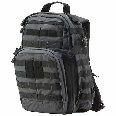 5.11 Tactical RUSH 12 Backpack Combat Outdoor Military Rucksack - Double Tap