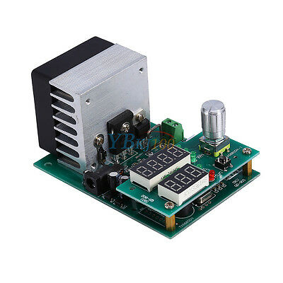 Constant Current Electronic Load Discharge 9.99A 60W 30V Capacity Akku-Tester