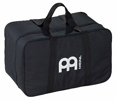Meinl Percussion Cajon Bag - Black - MSTCJB