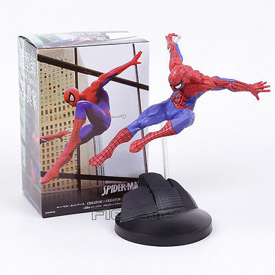 MARVEL - THE AMAZING SPIDERMAN - FIGURA SPIDERMAN / SPIDERMAN FIGURE 19cm