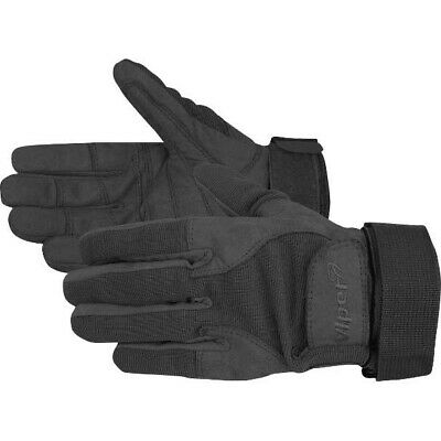 Viper Special Ops Gloves - Black Patrol Police Security Army Mod Pcso Shooting