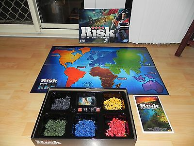 Risk - The Game Of Global Domination Board Game
