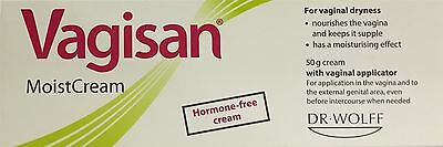 Vagisan MoistCream 50g Cream