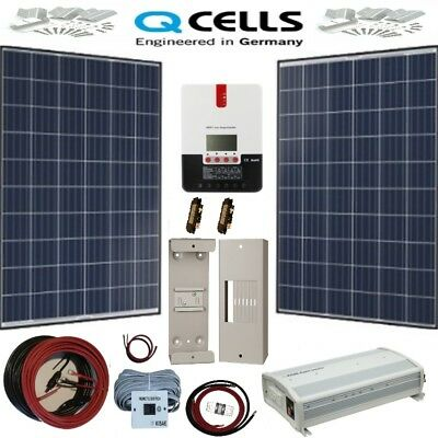 1020 watt Canadian Made Poly-Crystalline Solar Panel + 60 Amp Charge Controller