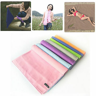 Instant Drying Microfiber Towel Sports Gym Towel Drying Sweat Absorb Dry Towel