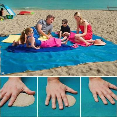Sand Free Mat beach mat Large Waterproof Outdoor Camping Picnic Mattress