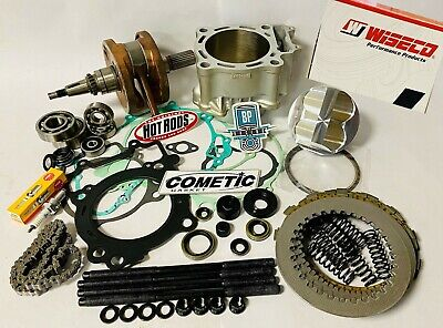 04-09 CRF250R CRF 250R 250X JE Hotrods 80mm 290cc Big Bore Stroker Motor Kit