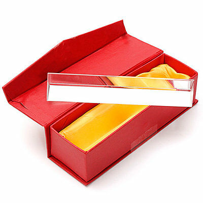 15cm Physics Optical Glass Triple Triangular Prism UK SELLER.UK STOCK.UK RETURNS