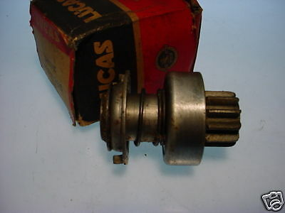 English Ford Cortina GT Lucas Starter Drive  5424 1966