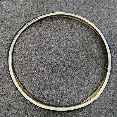 Wheelchair Tire Gum Wall 24 in 24 x 1 IRC Road Lite EX 100 PSI Bicycle