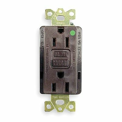 NEW ~ Hubbell GF8200H  Receptacle, GFCI, Hospital Grade, (3AU72) ~ Free Shipping