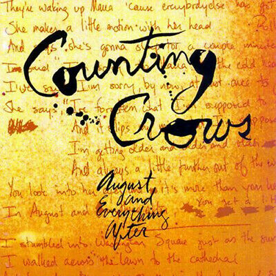 AP | Counting Crows - August And Everything After SACD NEU