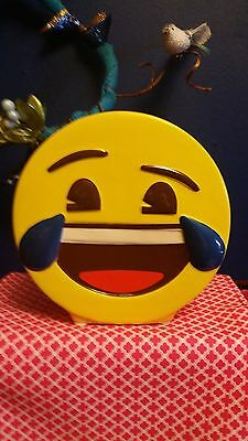 emo bank teenager gift home decor knick new funny laughing lol tears smile emote