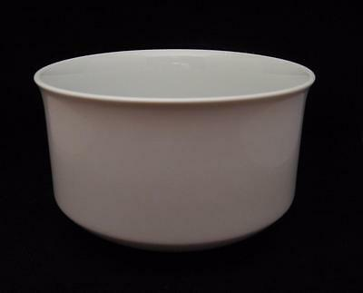 Scala BIANCA by HUTSCHENREUTHER of Germany ROUND VEGETABLE SERVING BOWL 7""